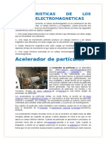 Caracteristicas de Los Campos Electromagneticas