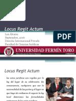 Locus Regit Actum