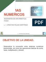 Unidad I Sistemas Numericos Parte1