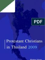 Protestant Christians in Thailand 2009 (by Marten Visser)
