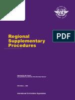 7030 Regional Supplementary Procedure