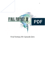 Final Fantasy XIII Episode ZERO