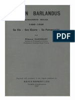 Humanistica Lovaniensia Vol. 6, 1938_ADRIEN BARLANDUS HUMANISTE BELGE 1486-1538_Sa Vie - Son Œuvre - Sa Personnalité.pdf