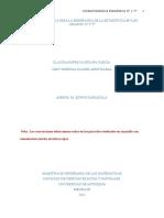 18-octubre-2015 UNIDAD DIDÁCTICA PARA LA ENSEÑANZA DE LA ESTADÍSTICA EN LOS GRADOS  6 version.docx