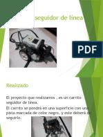 Manual Del Carrito Seguidor