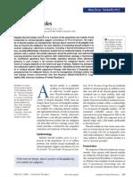 AAFP - Noìdulos tiroideos