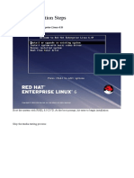 Hadoop Installation Steps