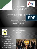 ptc workshop kickoff 2015 6