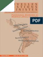 Ochy Curiel - Feminismos Disidentes en América Latina y El Caribe (2005)