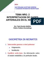 Tema Nro 2 Interpretacion de Gases Arteriales (1)