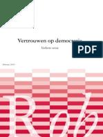 Vertrouwen Op Democratie (Verkorte Versie)