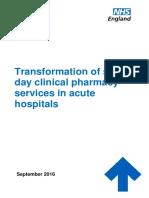 7ds Clinical Pharmacy Acute Hosp