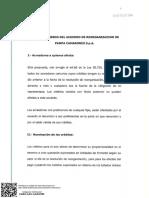 Texto Integro Acuerdo Pampa Camarones SpA