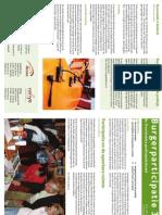Burgerparticipatie 3.0 uitgave 2, juni 2010