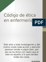 codigodeeticaenenfermeria
