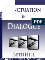 Punctuation in Dialogue (PDF)