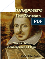 Shakespeare the Christian