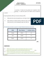 CPL300S - Exam Question - 5 June 2014