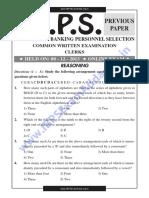 IBPS_Clerk_2013_1