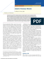 percutenous coronary intervention