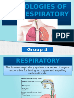 Group 4 Pathologies of the Respiratory System Report Micro