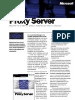 Microsoft proxy server fr