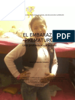 EL EMBARAZO PREMATURO