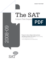 sat-subject-test-preparation-booklet