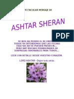 1.1. Espectacular Mensaje de Ashtar Sheran
