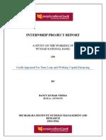 Project ReportBanty Kumar Verma