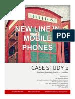 casestudy2-newlineinmobilephonesbyharisawang-160602032018