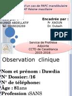 Presentation Dawdia