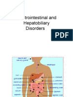 Gastrointestinal and Hepatobiliary