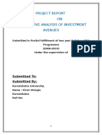 30219214-Comparative-Analysis-of-Investment-Avenues.doc