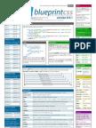 Blueprint CSS framework version 0.9.1 cheat sheet