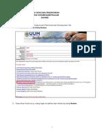 Manual Daftar KOK A161