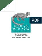 Nodejs With Koa2