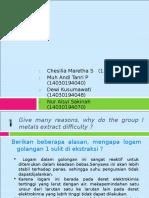 ANOR2_PKB 14_KEL_Chesilia.ppt
