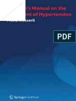 Clinician's Manual on the Trtmt. of Hypertension 3rd Ed. - F. Messerli (Springer Healthcare, 2011) WW)