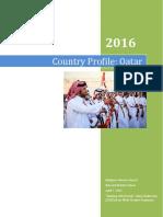 Qatar Country Profile