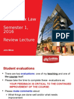 7106AFE.lecture 13.Review Lecture