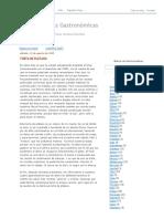 Crónicas Gastronómicas_ TORTA de PLÁTANO