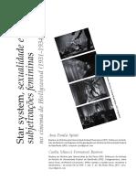 Star System sexualidade e subjetivações femininas no cinema de Hollywood 1931-1934.pdf