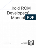 Android Rom Developers Manual