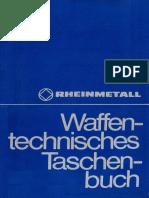Rheinmetall - Waffentechnisches Taschenbuch