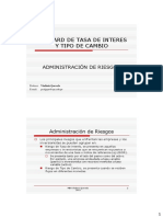 Forward de Tasa de Interes (FRAS)