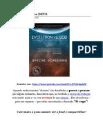 Evolução versus DEUS