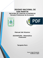 Manual Del Alumno-Matematica Financiera
