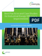 Best Practises for Industrial EE