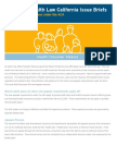 New Health Law CA IssueBrief 9 Final